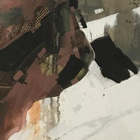 Artwork detail view - The Defector