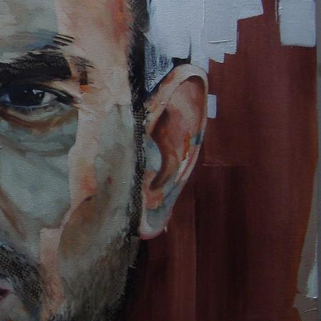 Artwork detail view - The Father Figure