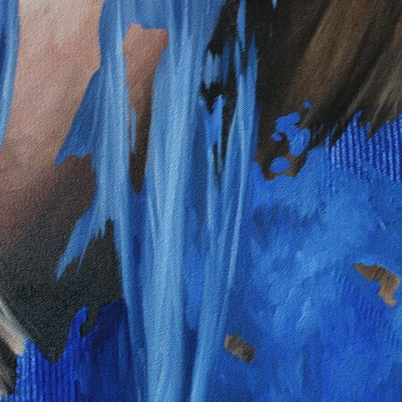Artwork detail view - Dyad I