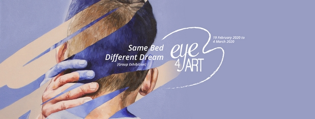 Exhbition promo for same Bed Different Dream Exhibition