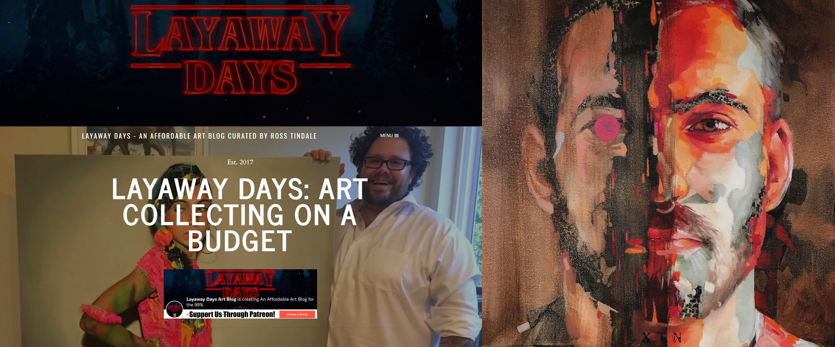Artists Profile - Layaway Days Blog